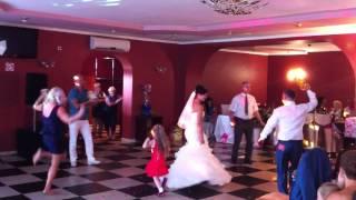 """Dance Hayat. Цыганский танец на свадьбе в ресторане """"Каспий"""""""