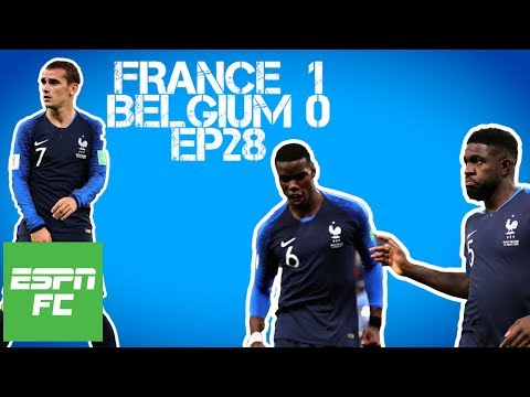 Episode 28: France beats Belgium in World Cup semifinals, and fans rejoice   Project: Russia   ESPN