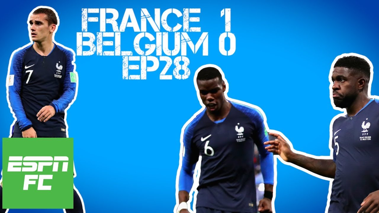 Episode 28: France beats Belgium in World Cup semifinals, and fans rejoice | Project: Russia | ESPN