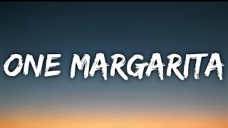 Luke Bryan - One Margarita (Lyrics)