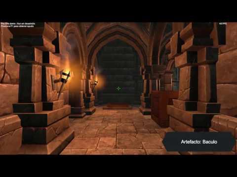 God of Rods - Pre Alfa Demo Gameplay.