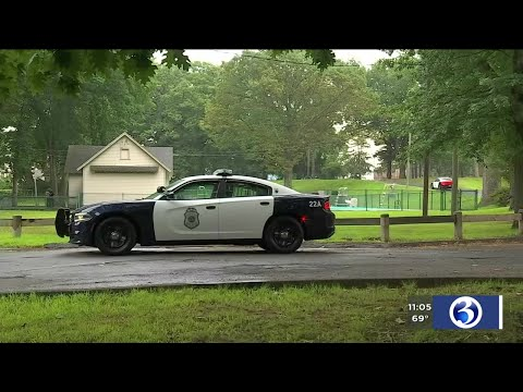 VIDEO: Police Investigate Possible Assault Near Park In East Hartford