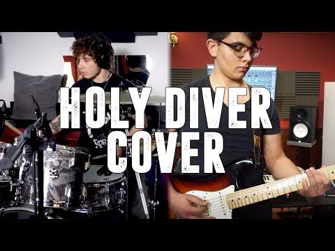 Viktor Raia e Alfonso della Rocca - Holy Diver (DIO cover)