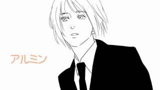 Repeat youtube video Shingeki no kyojin - GATSBY Commercial【進撃の巨人】調査兵団でギャ●ビーCMパロ【手描き】