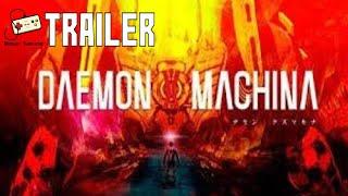 Daemon X Machina - Nintendo Switch - Trailer