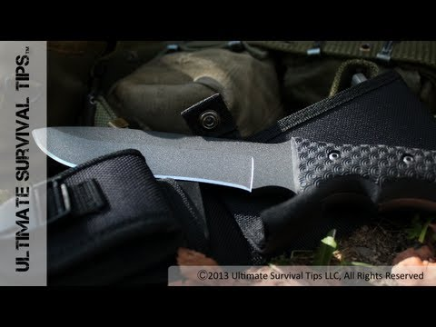 YOU Can Pick the Right Survival Knife!!! - David and Creek Stewart Show You How - Blade Show 2013