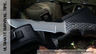 YOU Can Pick the Right Survival Knife!!! - David and Creek Stewart Show You How