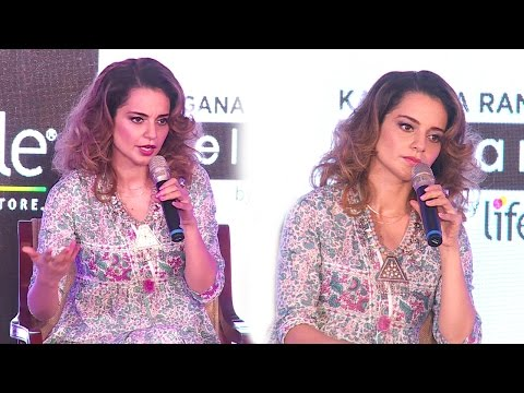 ANGRY Kangana Ranaut INSULTS Reporter Asking About Her Nepotism Comment On Koffee With Karan