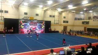 Stuntastic Glitz @ Texas Cheerleader In Conroe H.S