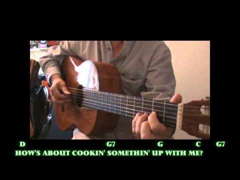 HEY GOOD LOOKIN' (Hank Williams) Lyrics & Chords
