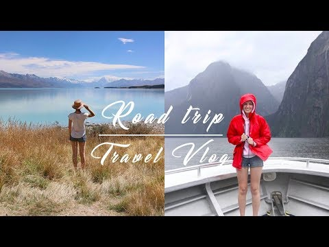 New Zealand Road Trip | Epic South Island Travel Vlog