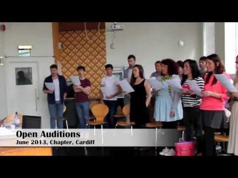 Stalking John Barrowman - The Musical: Open Auditions