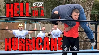 TWITTER TROLL REVEALED! CHAMPIONSHIP MATCH DURING INTENSE STORM!