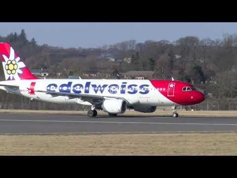 JVC-HM170u test at EDINBURGH airport in 1080pHD