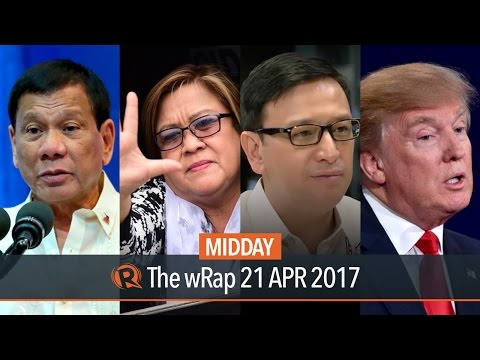 Time 100 List, Liberal Party, Trump | Midday wRap