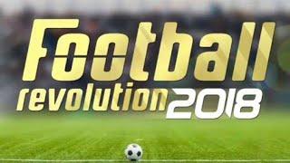 Football Revolution 2018 Trailer Oficial📱💻