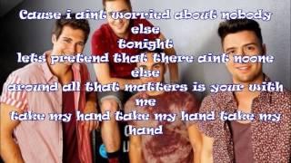 Tonight Is A Fairytale-Big Time Rush(Lyrics)