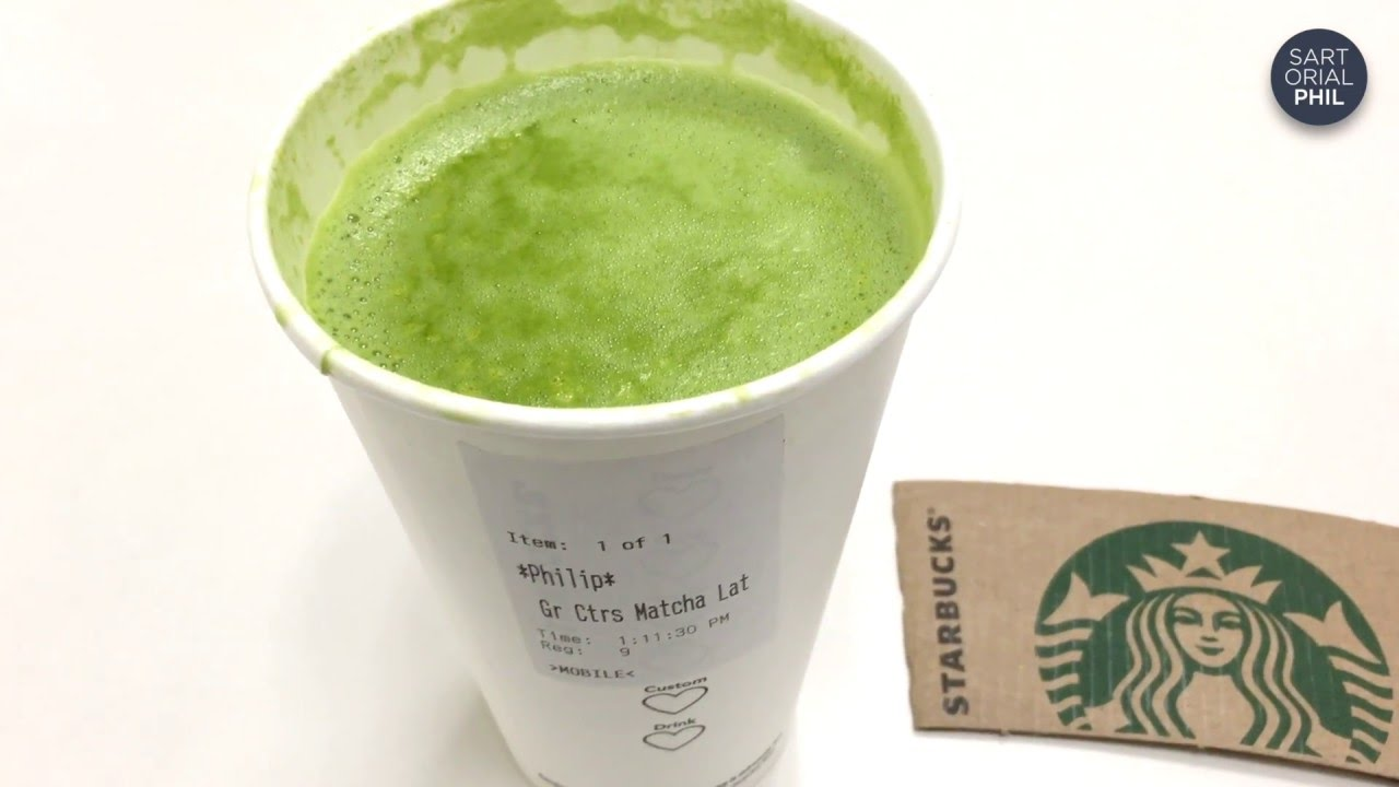 How to make matcha green tea latte taste better