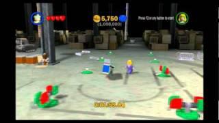 Let's Play Lego Indiana Jones - Bonus Levels - 4 - The Warehouse