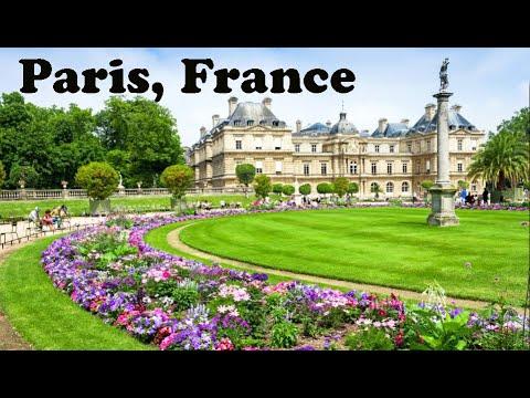 Paris: Jardin du Luxembourg e Tour Montparnasse