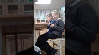 Скрытая камера на уроке бел лит