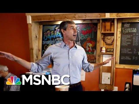 Beto O'Rourke Raises $6.1 Million On First Day   Morning Joe   MSNBC