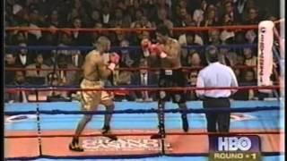 Roy Jones Junior vs Richard Frazier - WBC/WBA Light Heavyweight Title Fight