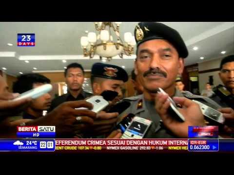 Polda Aceh Bekuk Pelaku Penembakan Kantor Nasdem