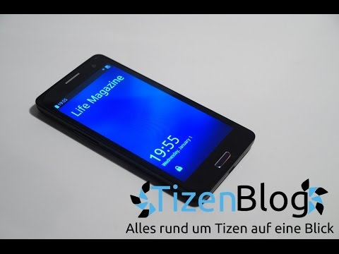 Tizen Reference Device RD-PQ im Hands-On - das Tizen-Entwicklersmartphone angeschaut