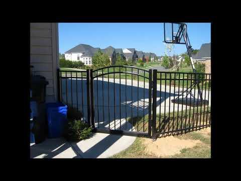 Aluminum Fence Installation Service and Cost in Omaha NE- Service-Omaha (402) 401 7562