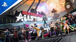 Upcoming PS5 Games | Destruction Allstars - Trailer