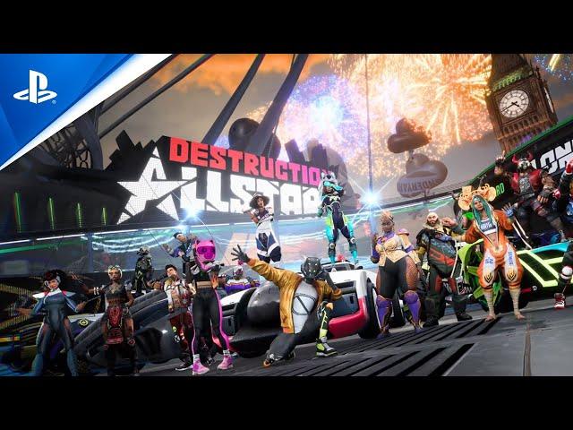 Destruction AllStars (видео)