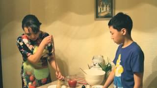 Видео-рецепт приготовления супа из потрохов и кровяной колбасы