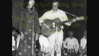 Chờ Nhìn Quê Hương Sáng Chói - Trịnh Công Sơn