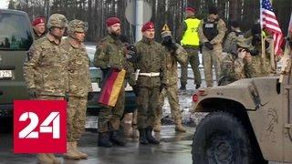 Американские танки в Польше: кому стало легче