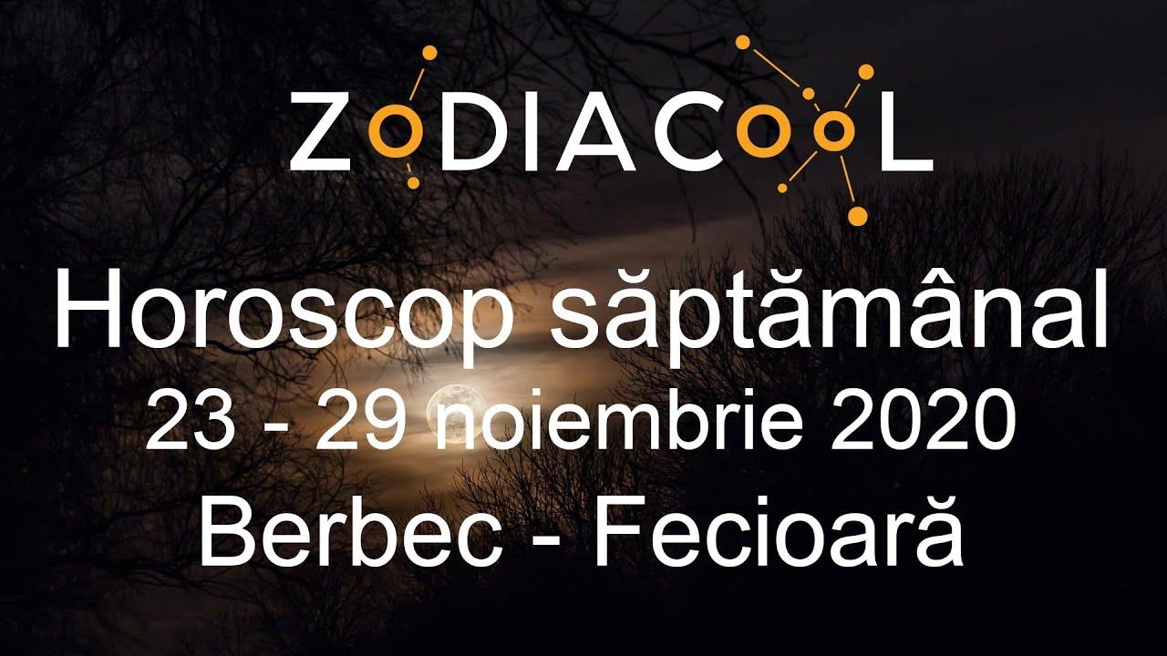 Horoscop saptamana 23 - 29 Noiembrie 2020 pentru Berbec - Fecioara, oferit de ZODIACOOL