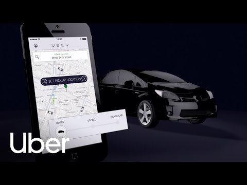 How to use Uber?