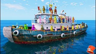 animatronics lost at sea gta 5 mods for kids fnaf redhatter