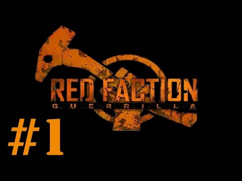 Red Faction Guerilla (Онлайн-Мясо) #1 - КРУШИ И ЛОМАЙ