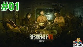 Resident Evil 7 - Gameplay ITA - Walkthrough #01 - La casa abbandonata