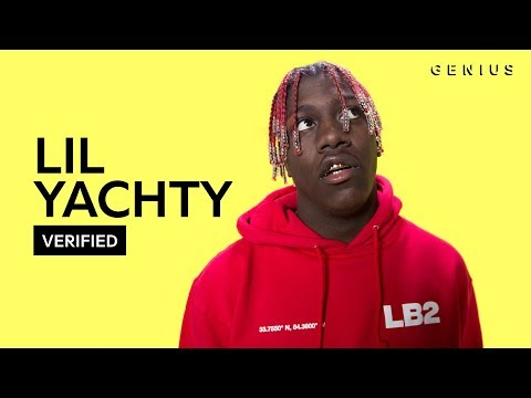 Lil Yachty COUNT ME IN Official Lyrics & Meaning | Verified