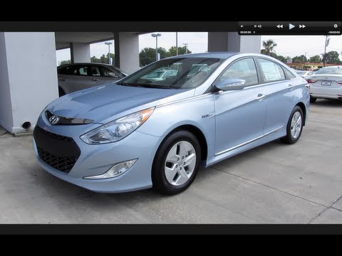 2011-hyundai-sonata-hybrid-start-up,-engine,-and-in-depth-tour