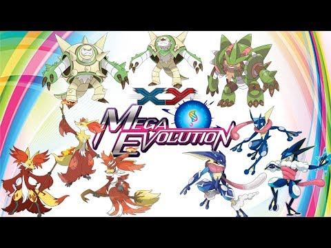 Pokémon Mega Evolutions That Must Exist (Kalos)