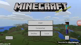 Jóquei Minecraft Pocket Edition