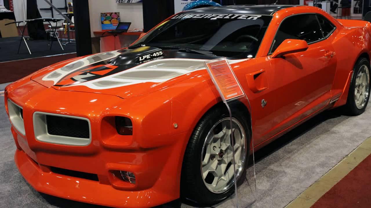 2016 Pontiac Trans Am Firebird Car Performance