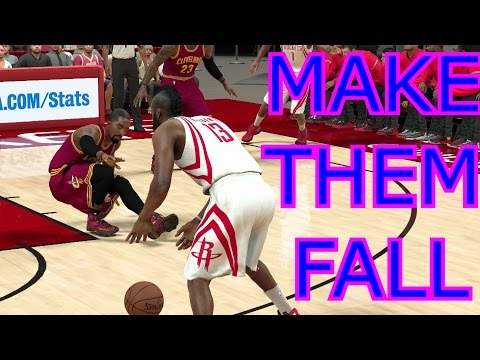 NBA 2K17 Tips Best Crossover To Make Someone Fall
