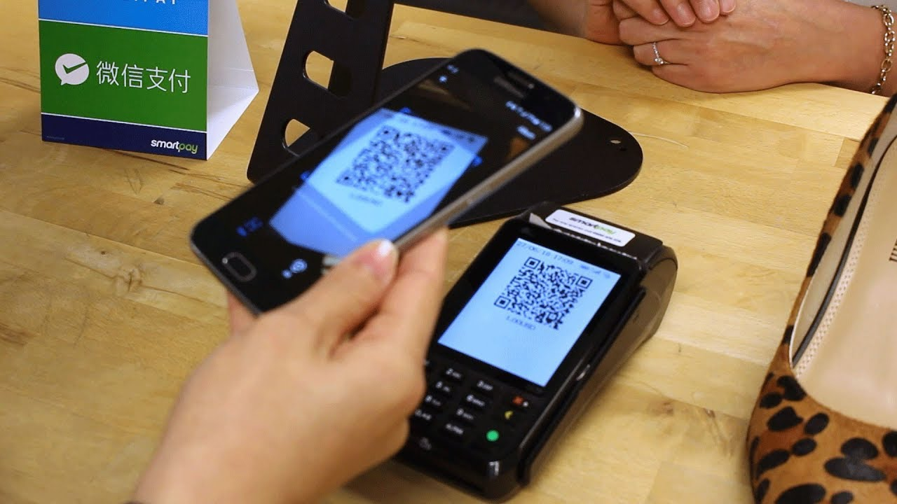 Alipay & WeChat Pay - Smartpay EFTPOS solutions