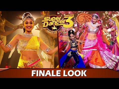 Super Dancer Chapter 3 Finale: Shilpa Shetty To Perform Bharatanatyam For Grand Finale   First Look Mp3