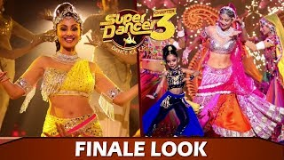 Super Dancer Chapter 3 Finale Shilpa Shetty To Perform Bharatanatyam For Grand Finale  First Look