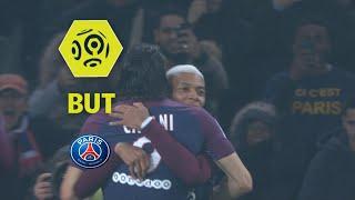 But Edinson CAVANI (21') / Paris Saint-Germain - SM Caen (3-1)  / 2017-18